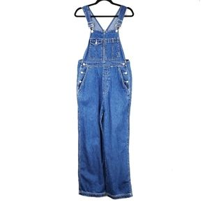 GAP Blue Jean Denim Overalls XS